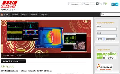 ACTIS Computer website